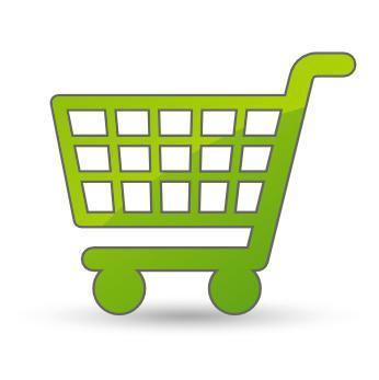 commerce-online panier d'achat
