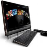 Touchsmart HP. Ecran tactile
