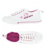 Chaussure blanc rose 11€ au lieu de 23€ (-52%)