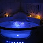whirlpool-chambre hotel romantique